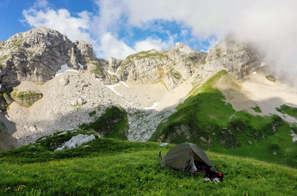 Combe Sauvage (2100 m) – Aravis