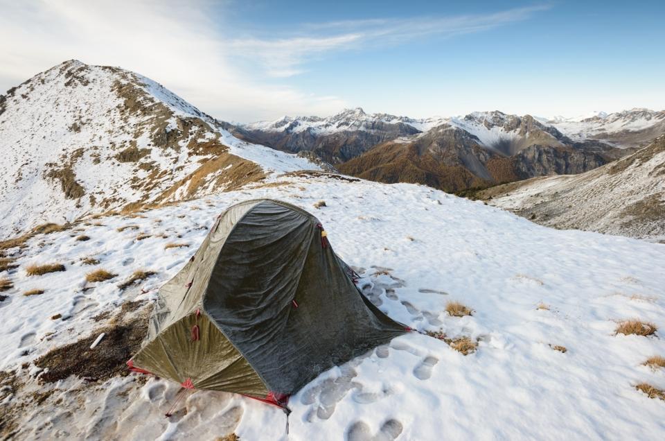 Crête du Tronchet (2592 m) – Queyras