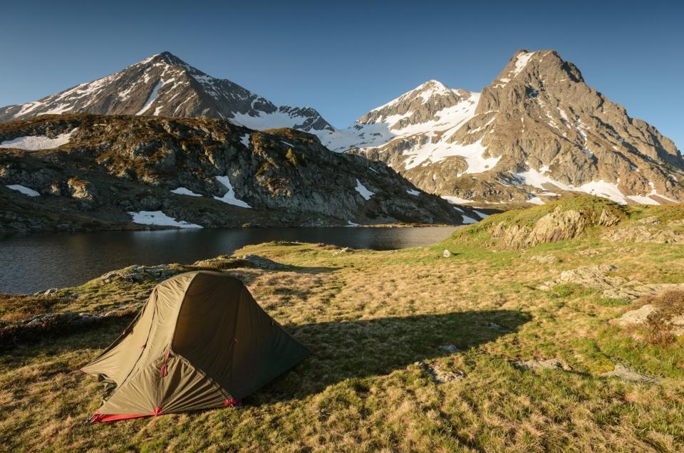 Lac Fourchu (2050 m) – Taillefer