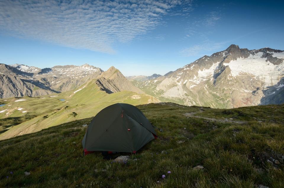 Mont Fortin (2758 m) – Alpes Grées