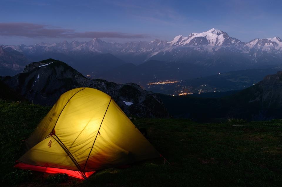 Trou de la Mouche (2453 m) – Aravis