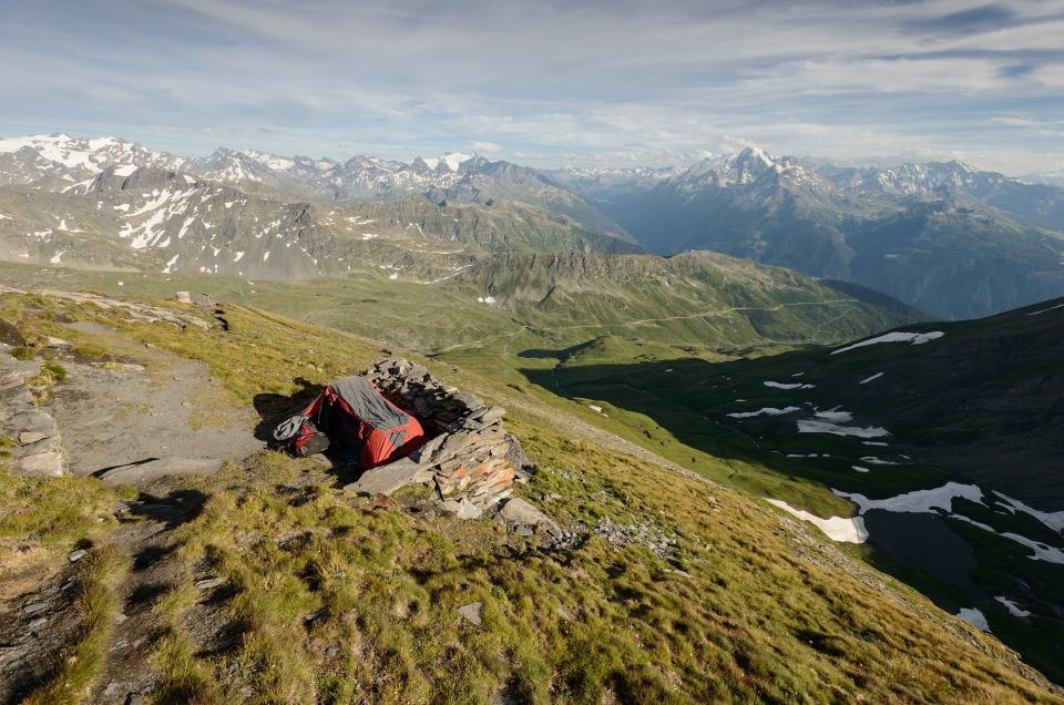 Lancebranlette (2936 m) – Alpes Grées