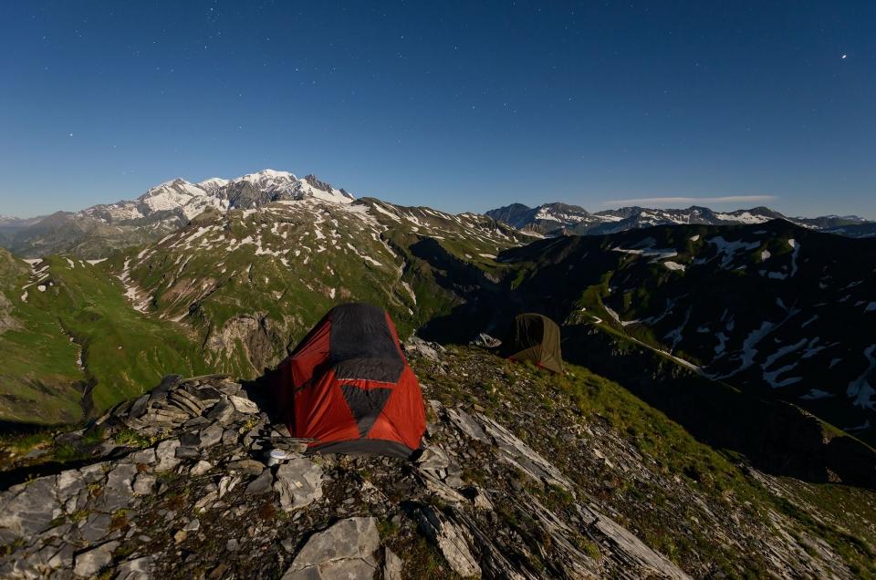 Roches Merles (2497 m) – Beaufortain
