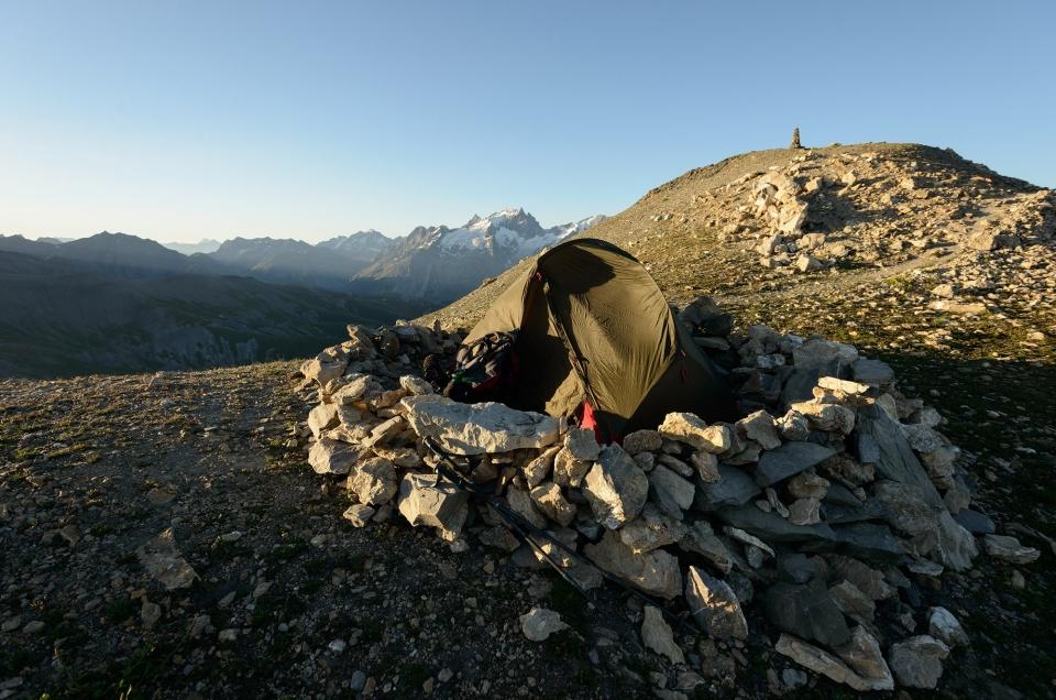 Pic du Mas de la Grave (3020 m) – Grandes Rousses