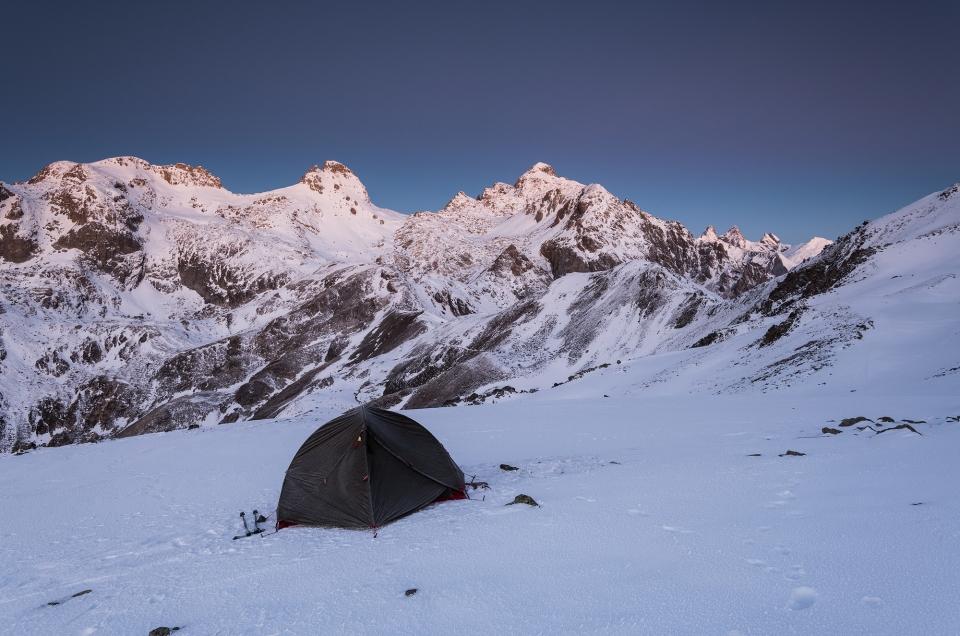 Col de la Ponsonnière (2750 m) – Cerces