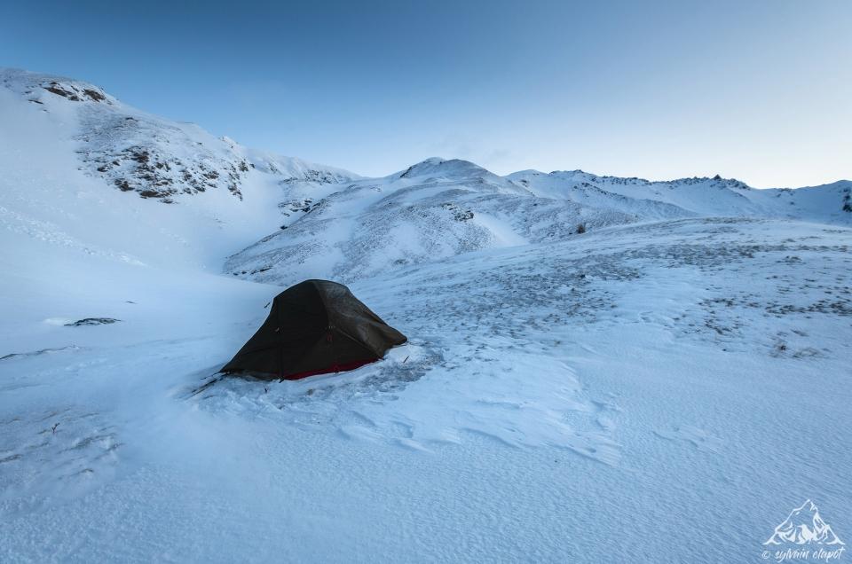 Lacs du Malrif (2500 m) – Queyras