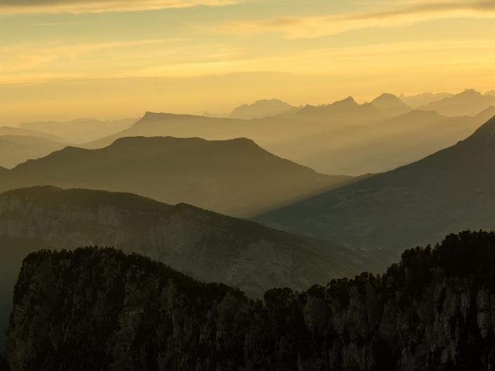 Petit Som, Chartreuse, Monastère, Savoie, Montagne, Mountain, Alpes, Alps