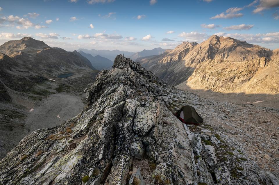 Colle del Sommeiller (3018 m) – Mont-Cenis