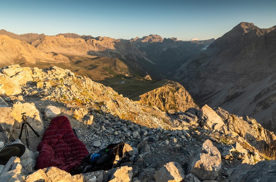 Aiguille Rouge (2545 m) – Cerces