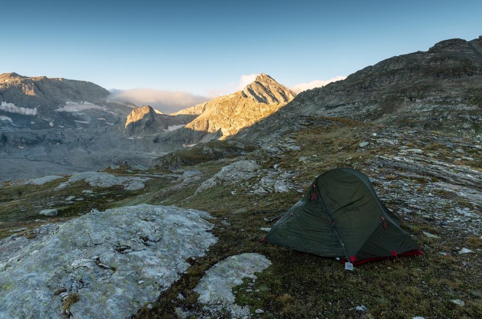 Lac Noir (2800 m) – Mont-Cenis