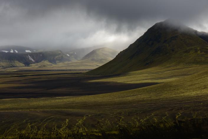 Dans les terres reculées d'Islande