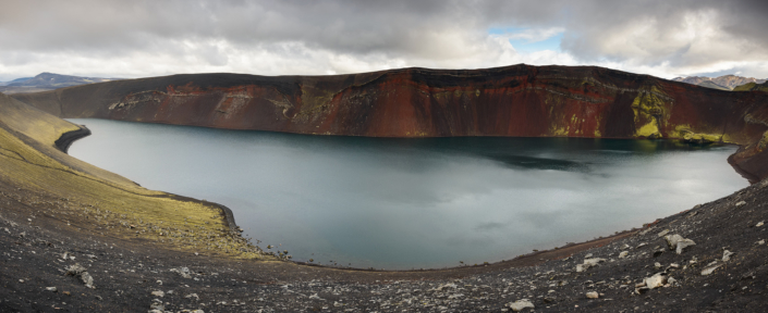 Ljótipollur en Islande