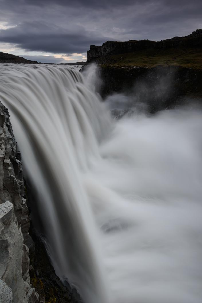 Dettifoss en Islande