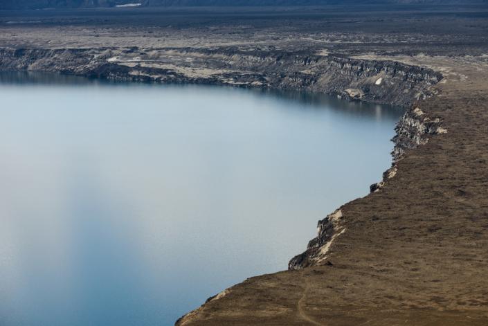 Öskjuvatn en Islande