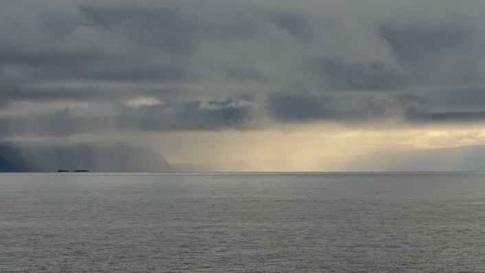 Westfjords en islande